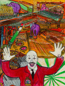 The Great Ringmaster  by Lindsay Strubbe