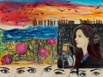 'Lana Trance ' von Lindsay Strubbe