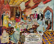 Last Supper, Dark Knight von Lindsay Strubbe