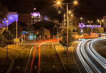Oystermouth road Swansea by Leighton Collins
