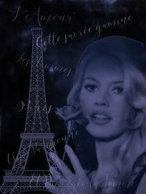 Brigitte-bardot-eiffelblau
