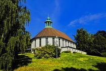 Reinbek - kath. Herz-Jesu-Kirche by Christoph Stempel
