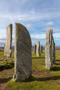 Callanish standing stones by kytefoto