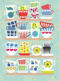 Scandinavian cups collection by Elisandra Sevenstar