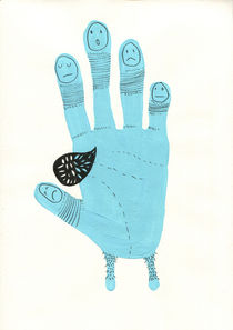 'Thinking Fingers' by Kim Vogel