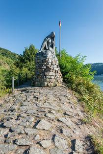 Loreley-Statue 07 by Erhard Hess