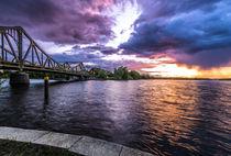 Glienicker Brücke - Bridge of Spies I von elbvue