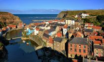 Staithes Yorkshire by gscheffbuch