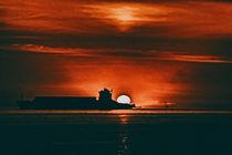 Silhouette von John Wain