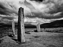 Machrie Moor Stone Circles by Hasse Linden