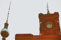 Rotes Rathaus  by Bastian  Kienitz