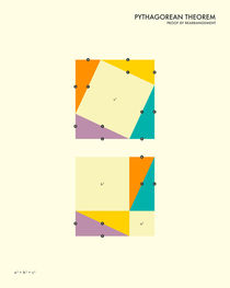 PYTHAGOREAN THEOREM von Jazzberry  Blue