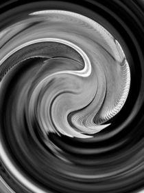 Dunkler Strudel von acrylice