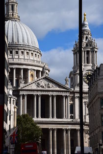 St Paul's Cathedral  by ealin