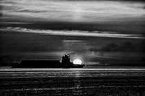 Silhouette... Black and White by John Wain