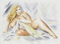 'Kurvenreiche sexy Frau ' by Marita Zacharias