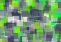 green black and white square pattern  von timla