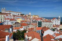 Altstadt Lissabon, Portugal by Heiko Esch
