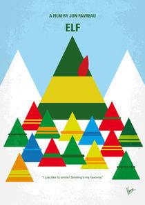 No699-my-elf-minimal-movie-poster