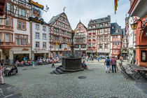 Bernkastel Marktplatz 35 by Erhard Hess