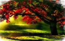 Baum des Lebens, der Liebe und der Hoffnung by Wolfgang Pfensig