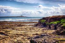 Distant-lighthouse-amble-rocks