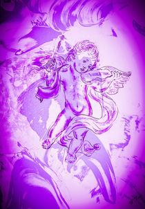 Himmlische Erscheinung 2 von Walter Zettl