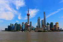 Die berümte Instel in Pudong (Shanghai) von ann-foto
