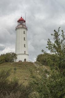 Leuchtturm Dornbusch   Hiddensee von Thomas Keller