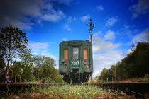 End of Train  by Susanne  Mauz