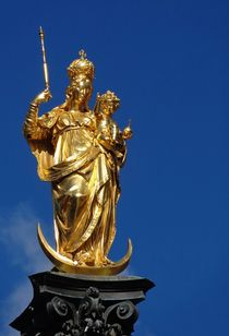 Marienfigurmunchen