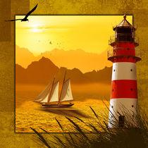 Serie 4 Jahreszeiten 2 Sommer by Monika Juengling
