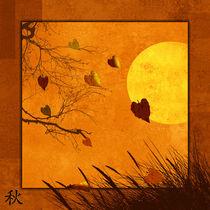 Serie 4 Jahreszeiten 3 Herbst by Monika Juengling