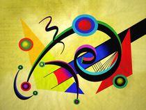 Modern art von Gabi Siebenhühner