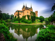 Bojnice Castle by Zoltan Duray