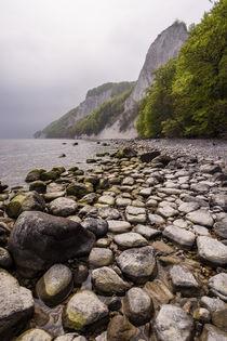 Der Königsstuhl auf der Insel Rügen von Rico Ködder