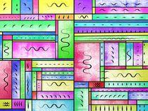 Farbenfroh by Gabi Siebenhühner
