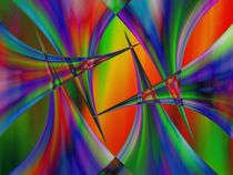 Abstrakt von Gabi Siebenhühner