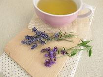 Kräutertee mit Lavendel von Heike Rau