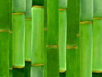 Bambusstäbe by Gabi Siebenhühner