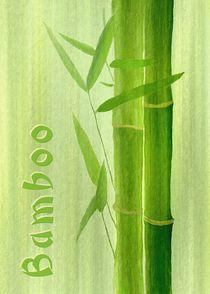 Bamboo von Gabi Siebenhühner