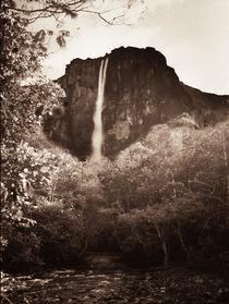 Angel Falls by Juan Carlos Lopez
