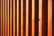 Wooden beams von Gaspar Avila