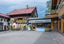Oberstdorf Oststrasse 05 by Erhard Hess