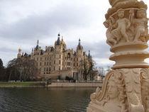 Schweriner Schloss von Antje Püpke