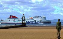 Belfast Ferry by John Wain