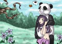 Panda-butterfly-color-u