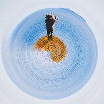 island in the ocean in small planet style von timla