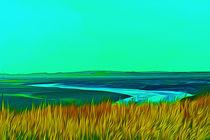 River Alt (Digital Art) by John Wain