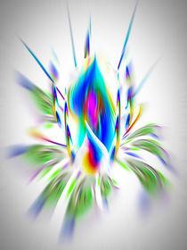 Blütenträume 2 von Walter Zettl